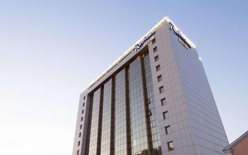 . Radisson Blu Belorusskaya Hotel