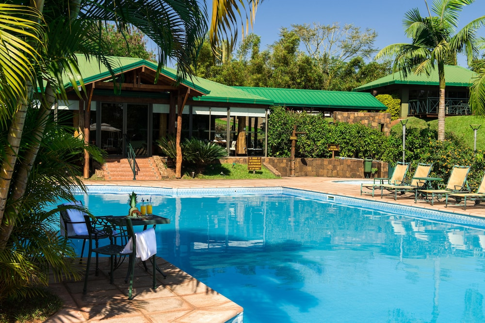 이구아수 정글 로지(Iguazú Jungle Lodge) Hotel Image 23 - Outdoor Pool