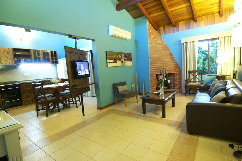 이구아수 정글 로지(Iguazú Jungle Lodge) Hotel Image 16 - Living Area