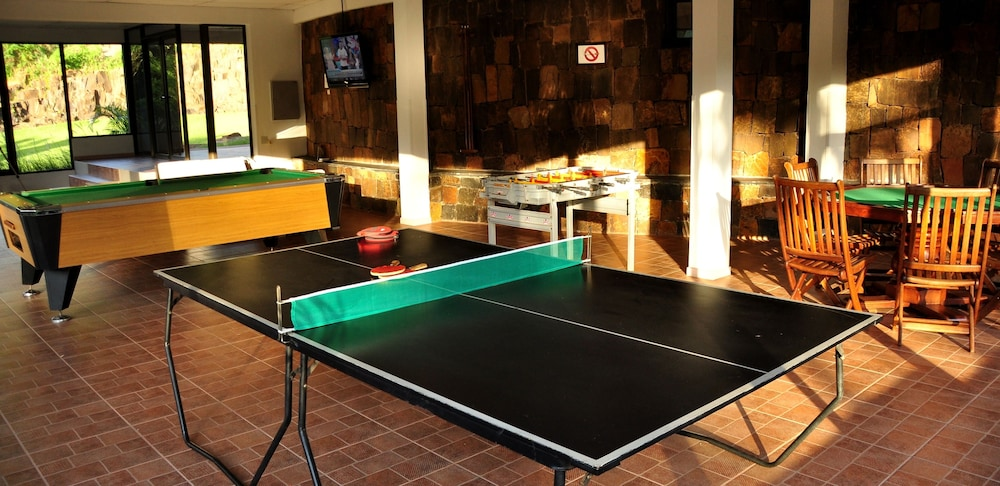 이구아수 정글 로지(Iguazú Jungle Lodge) Hotel Image 27 - Game Room