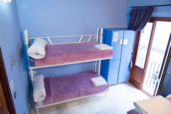 Shared Dormitory, Women only, Ensuite (4 People)