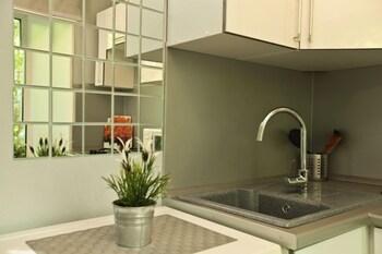 Kvart Apartments Kievskaya - In-Room Kitchen  - #0