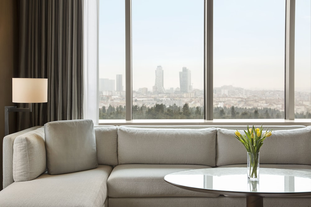 하얏트 센트릭 레번트 이스탄불(Hyatt Centric Levent Istanbul) Hotel Image 31 - Guestroom View