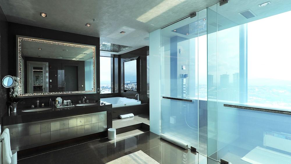하얏트 센트릭 레번트 이스탄불(Hyatt Centric Levent Istanbul) Hotel Image 37 - Bathroom