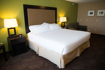 Suite, 1 King Bed, Accessible, Bathtub (Hearing, Mobility)