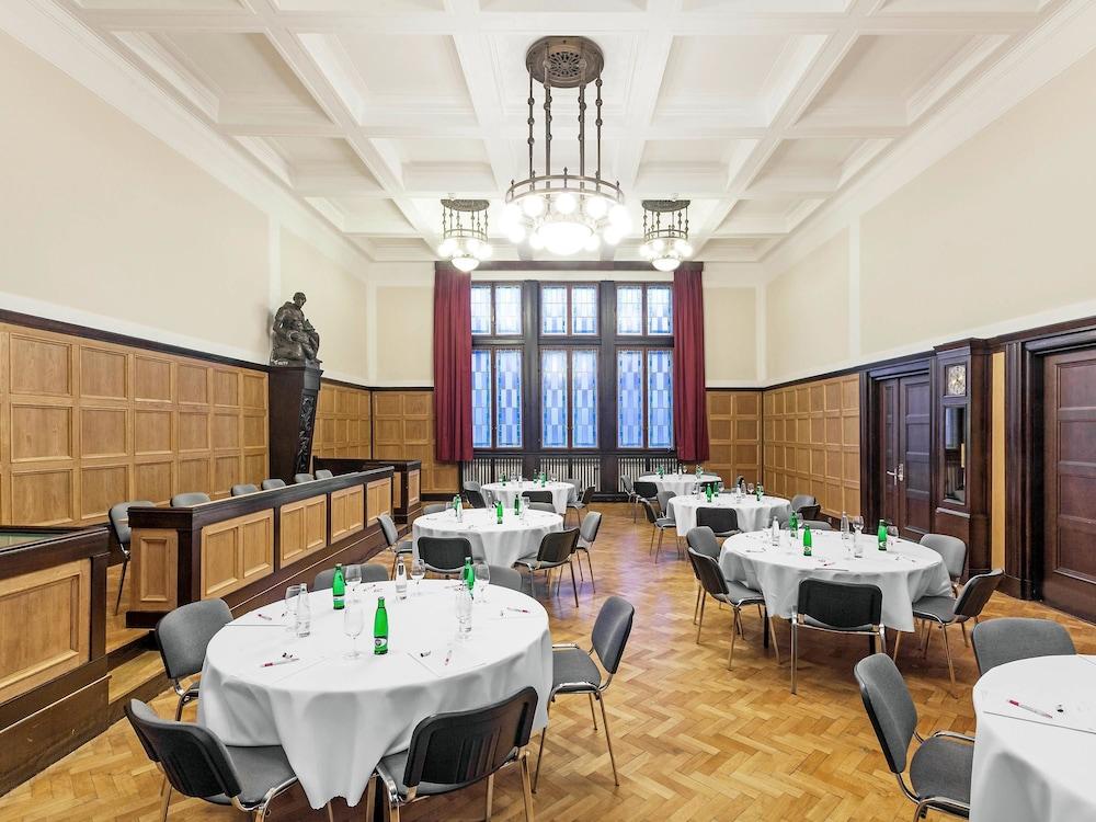 머큐어 오스트라바 센터 호텔(Mercure Ostrava Center Hotel) Hotel Image 14 - Banquet Hall