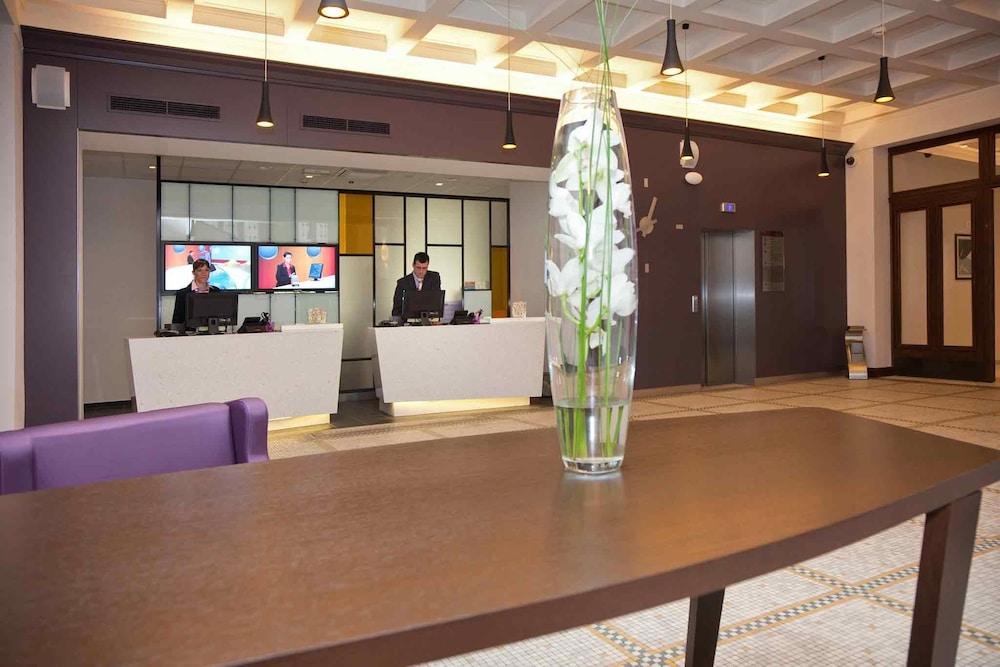 머큐어 오스트라바 센터 호텔(Mercure Ostrava Center Hotel) Hotel Image 2 - Lobby