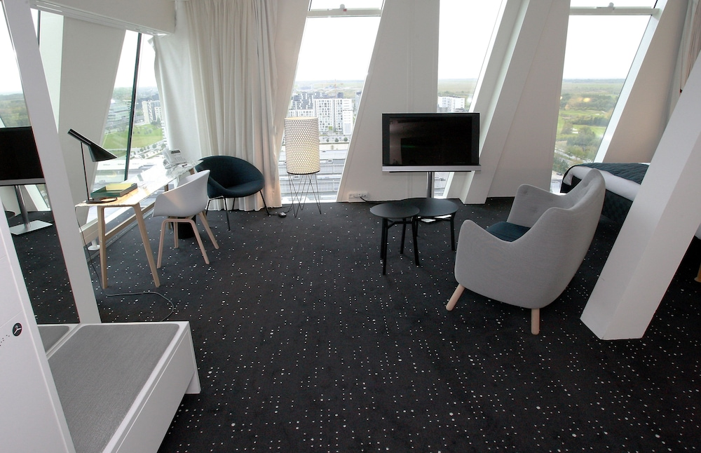 AC 호텔 바이 메리어트 벨라 스카이 코펜하겐(AC Hotel by Marriott Bella Sky Copenhagen) Hotel Image 18 - Living Area