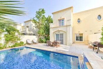 Family Villa, 4 Bedrooms, Pool View
