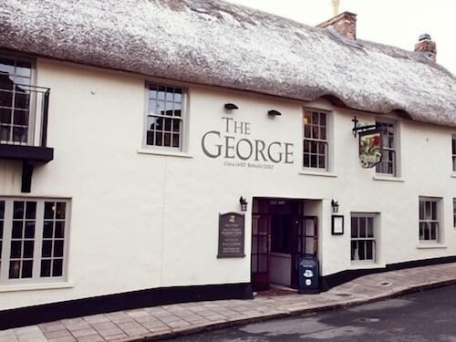 . The George Inn