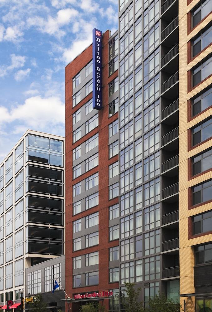 힐튼 가든 인 워싱턴 DC(미국 수도)(Hilton Garden Inn Washington DC/US Capitol) Hotel Image 19 - Hotel Front