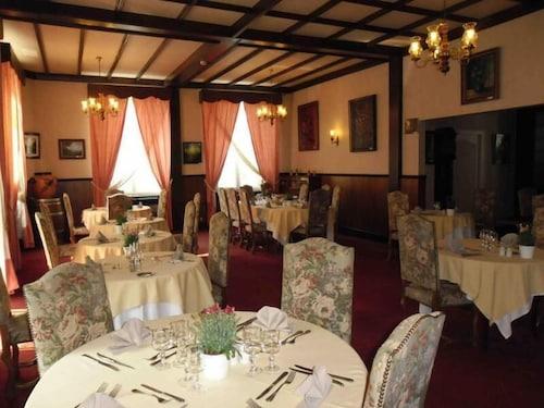 Le Grand Hôtel à Ussel, Corrèze