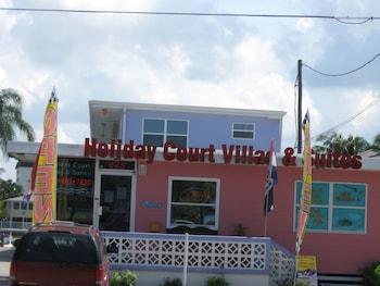 The Holiday Court Motel