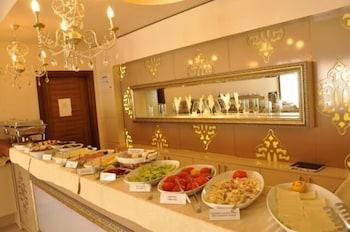 그랜드 안작 호텔(Grand Anzac Hotel) Hotel Image 19 - Restaurant