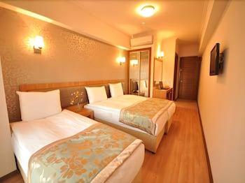 그랜드 안작 호텔(Grand Anzac Hotel) Hotel Image 5 - Guestroom