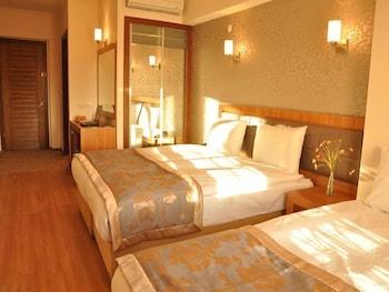그랜드 안작 호텔(Grand Anzac Hotel) Hotel Image 6 - Guestroom