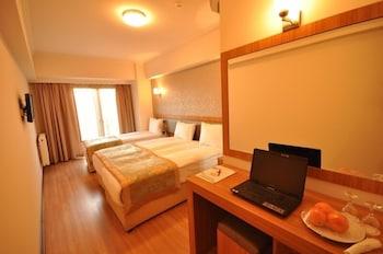 그랜드 안작 호텔(Grand Anzac Hotel) Hotel Image 8 - Guestroom