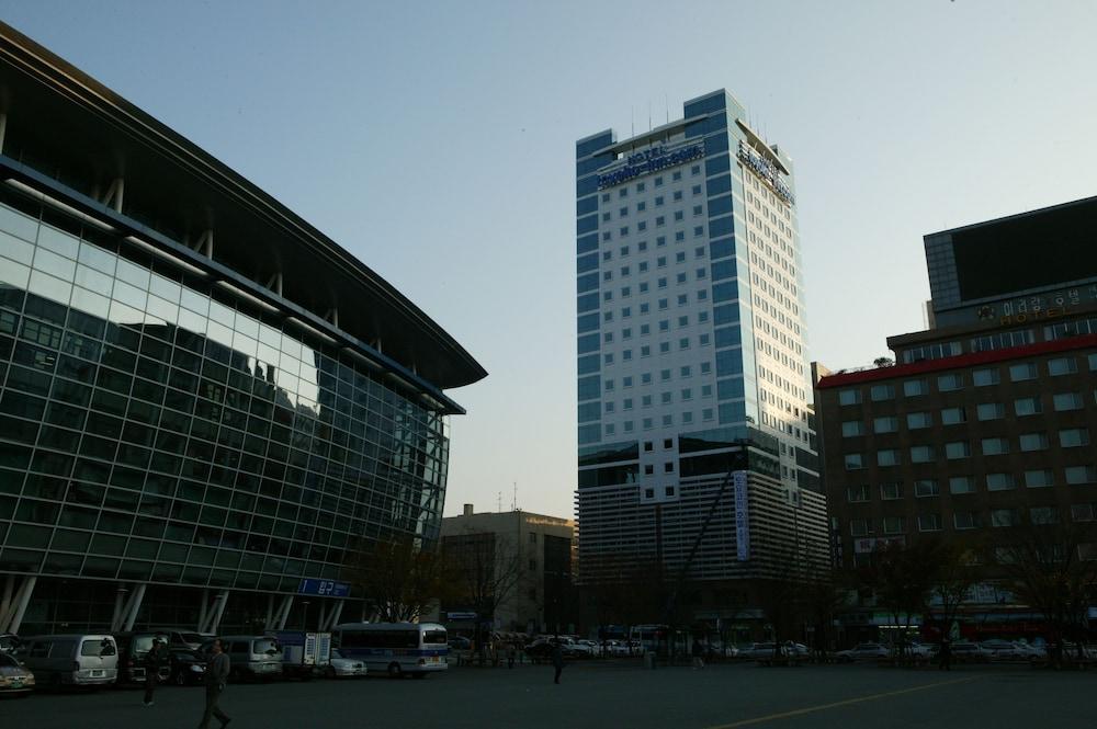 東横INN釜山駅1