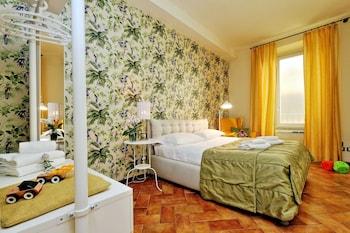 Apartment, 1 Bedroom (Giallo, Via della condotta 16)