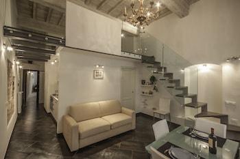 Deluxe Duplex, 2 Bedrooms (Calimaruzza1, Via Calimaruzza 1)