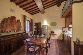 Superior Duplex, 2 Bedrooms, Annex Building (Palagio, Vicolo del Panico 2 - Lift)