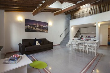 Apartment, 2 Bedrooms (7/A, Borgo Albizi 29 - Lift)