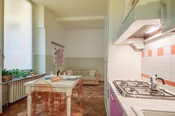 Apartment, 1 Bedroom (Lillà, Via della condotta 16)