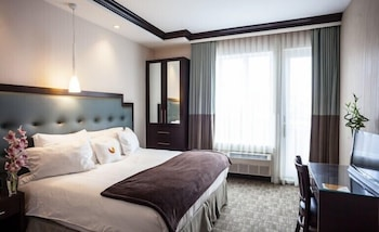 Plush Room with King Bed