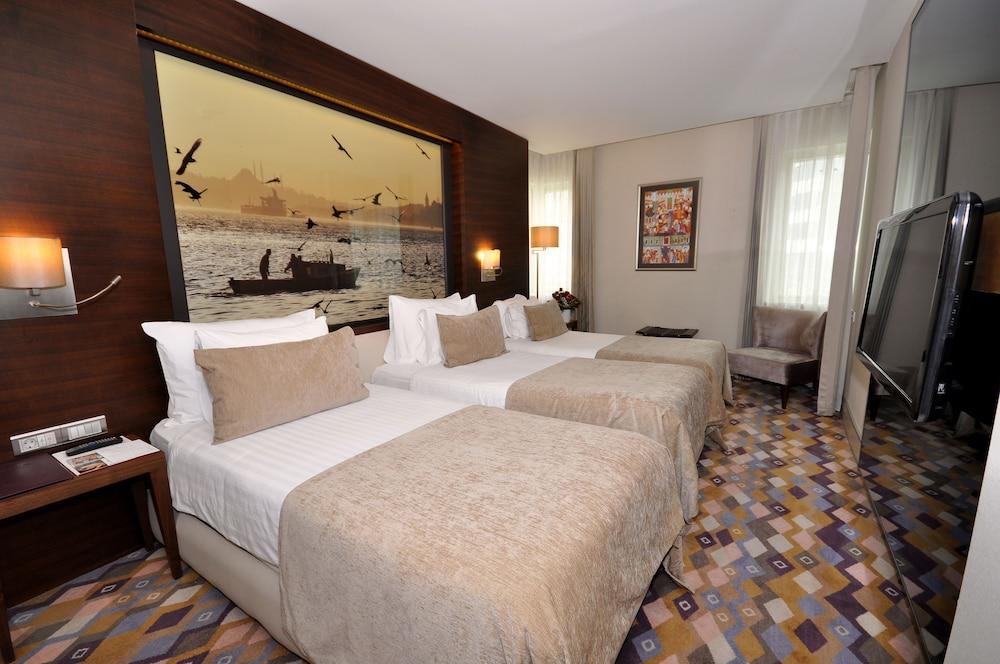 레브니 호텔 & 스파(Levni Hotel & Spa) Hotel Image 27 - Guestroom View