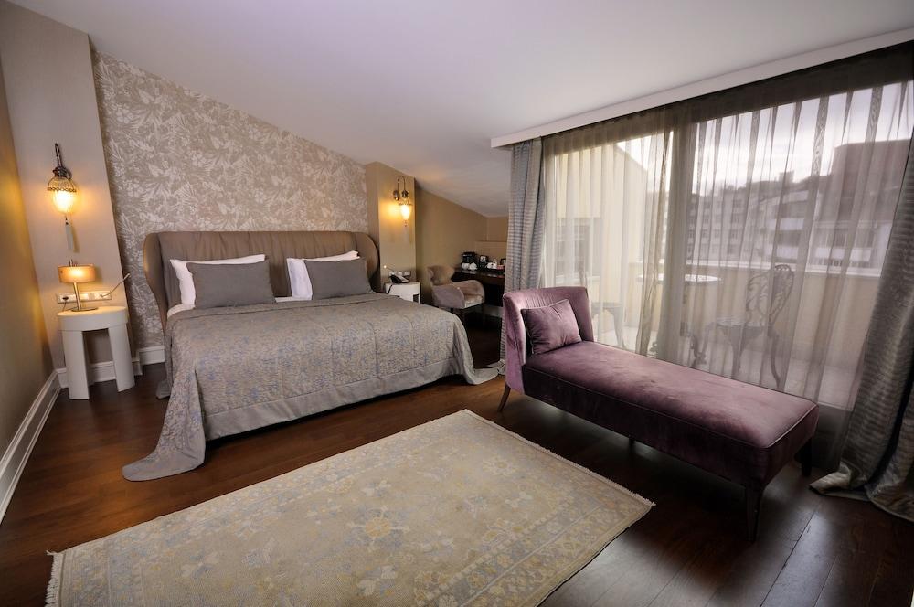 레브니 호텔 & 스파(Levni Hotel & Spa) Hotel Image 20 - Guestroom