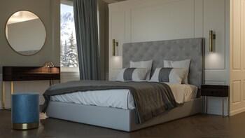 Deluxe Tek Büyük Yataklı Oda (boutique)
