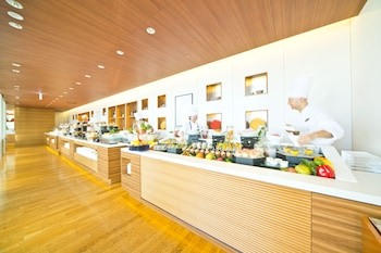 SHERATON GRAND HIROSHIMA HOTEL Breakfast Meal