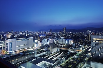 SHERATON GRAND HIROSHIMA HOTEL City View