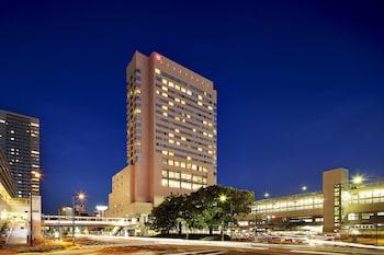 SHERATON GRAND HIROSHIMA HOTEL Exterior