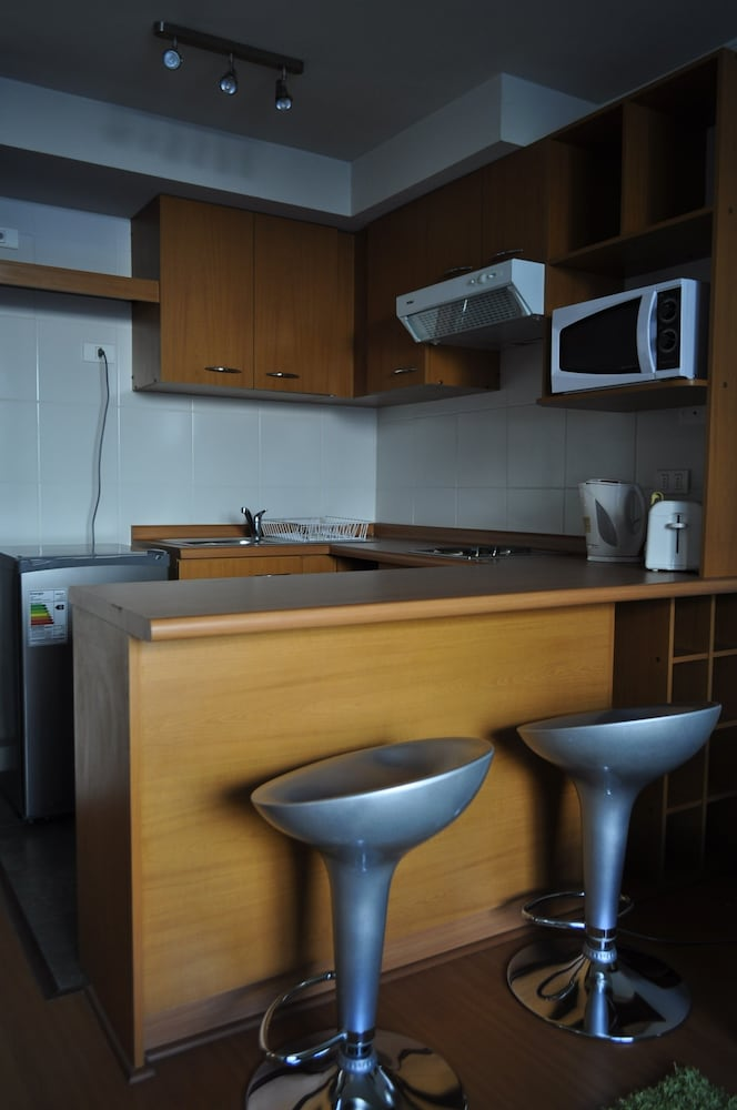 아파트 호텔 어거스티나스 플라자 산티아고(Apart Hotel Agustinas Plaza Santiago) Hotel Image 9 - In-Room Kitchen
