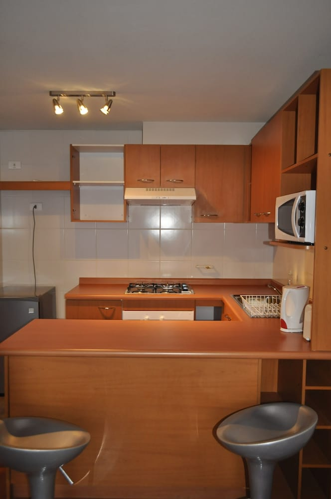 아파트 호텔 어거스티나스 플라자 산티아고(Apart Hotel Agustinas Plaza Santiago) Hotel Image 11 - In-Room Kitchen