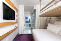 Premium Cabin, Multiple Beds (With Bunk)