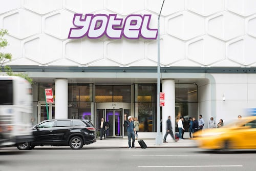 . YOTEL New York