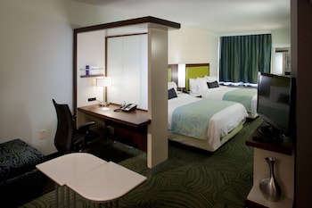Guestroom at Springhill Suites by Marriott Alexandria Old Town/Southwest in Alexandria
