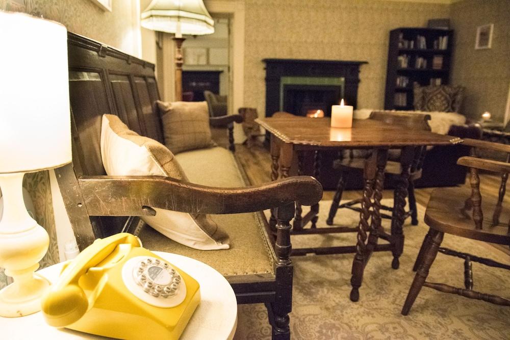 브라운버 홀(Brownber Hall) Hotel Image 46 - Dining