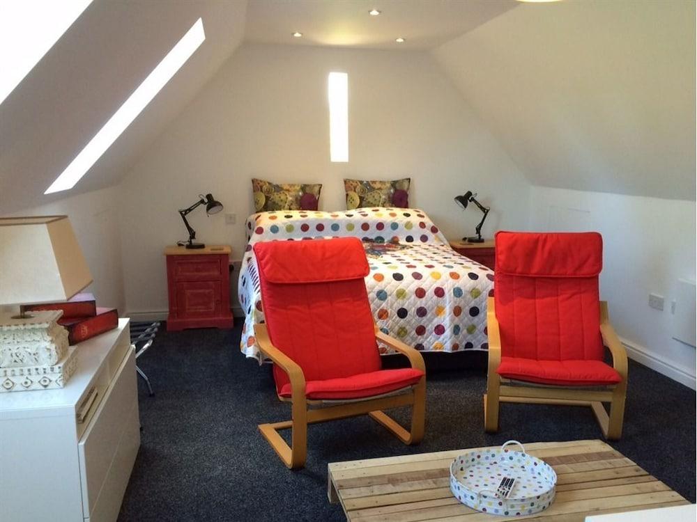 더 스텝스 - B&B(The Steppes - B&B) Hotel Image 4 - Guestroom