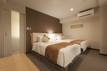 Twin Room, Non Smoking (30m² bed width100cm)