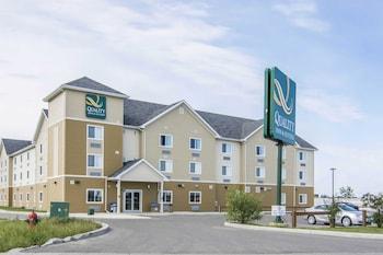 Hotel - Quality Inn & Suites Thompson
