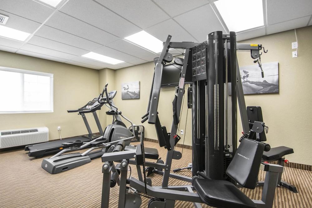 서버번 익스텐디드 스테이 호텔(Quality Inn & Suites Thompson) Hotel Image 28 - Gym