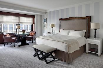 Luxury Room, 1 King Bed, Tower
