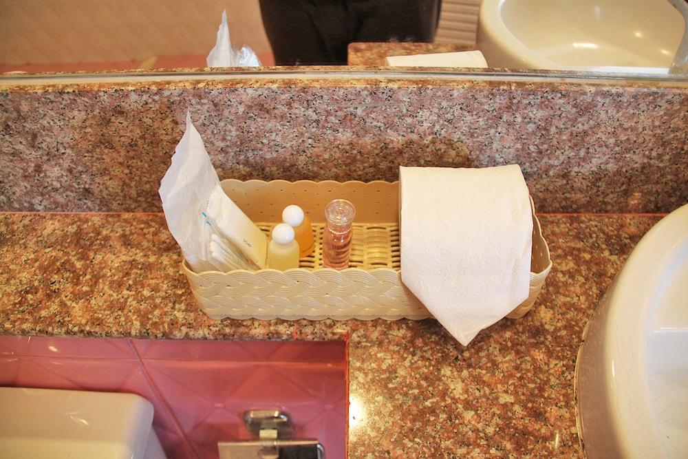 마노라 코지 리조트(Manohra Cozy Resort) Hotel Image 33 - Bathroom Amenities