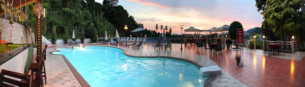 마노라 코지 리조트(Manohra Cozy Resort) Hotel Image 36 - Outdoor Pool