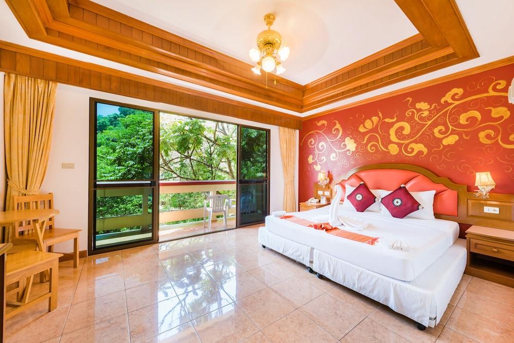 마노라 코지 리조트(Manohra Cozy Resort) Hotel Image 8 - Guestroom