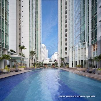 Hotel - Fraser Residence Sudirman Jakarta