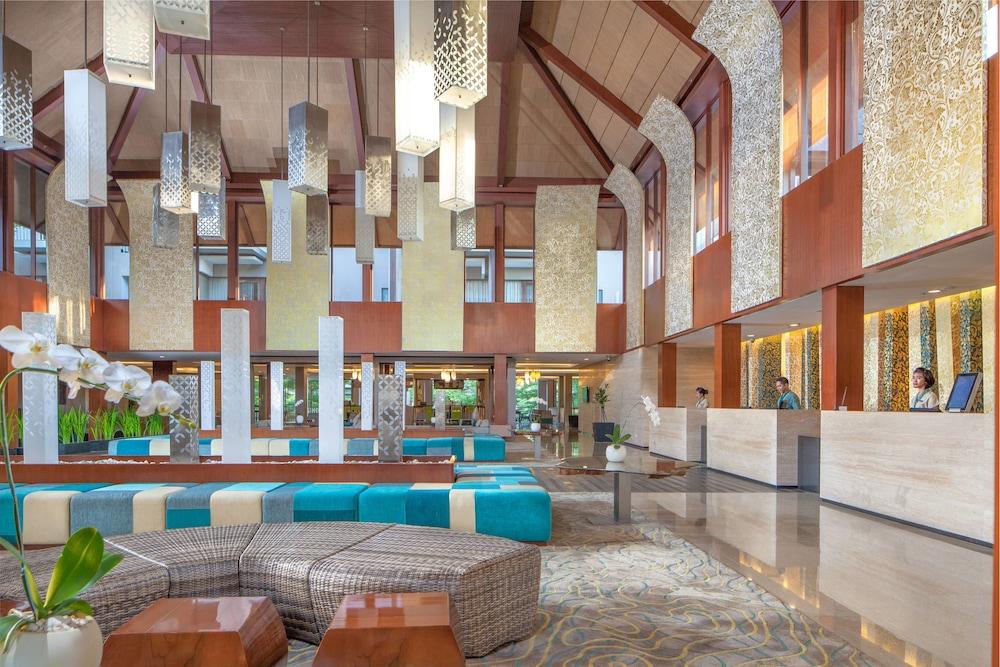 코트야드 바이 메리어트 발리 누사 두아 리조트(Courtyard by Marriott Bali Nusa Dua Resort) Hotel Image 1 - Lobby